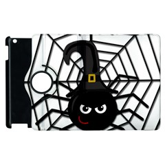 Halloween cute spider Apple iPad 2 Flip 360 Case