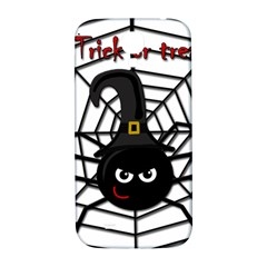 Halloween cute spider Samsung Galaxy S4 I9500/I9505  Hardshell Back Case