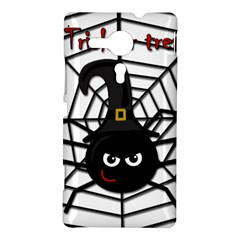Halloween cute spider Sony Xperia SP