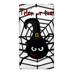 Halloween cute spider Sony Xperia C (S39H)