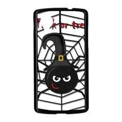 Halloween cute spider Nexus 5 Case (Black)
