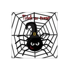 Halloween cute spider Satin Bandana Scarf