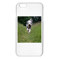 Bearded Collie In Motion iPhone 6 Plus/6S Plus TPU Case