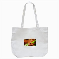 Sunkissed Corn Snake Tote Bag (White)