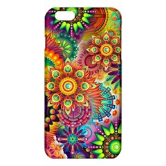Colorful Abstract Background iPhone 6 Plus/6S Plus TPU Case