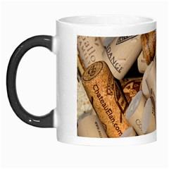 Corks Array Background Shape Wine Morph Mugs