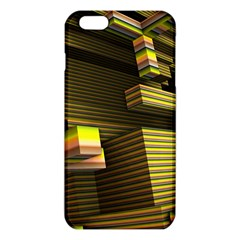 Cubic Blocks Abstract Cube iPhone 6 Plus/6S Plus TPU Case
