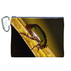 Insect  Canvas Cosmetic Bag (XL)