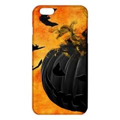 Pumpkin Bats Night Creepy Darkness iPhone 6 Plus/6S Plus TPU Case