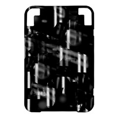 Black and white neon city Kindle 3 Keyboard 3G