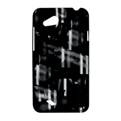 Black and white neon city HTC Desire VC (T328D) Hardshell Case