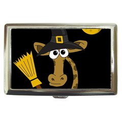 Halloween giraffe witch Cigarette Money Cases