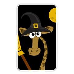 Halloween giraffe witch Memory Card Reader
