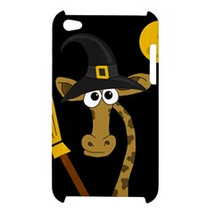 Halloween giraffe witch Apple iPod Touch 4