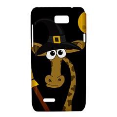 Halloween giraffe witch Motorola XT788