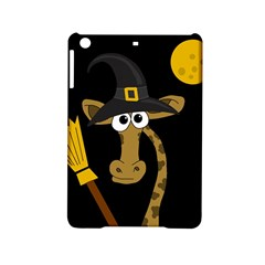 Halloween giraffe witch iPad Mini 2 Hardshell Cases