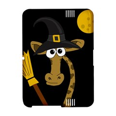 Halloween giraffe witch Amazon Kindle Fire (2012) Hardshell Case