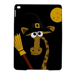 Halloween giraffe witch iPad Air 2 Hardshell Cases