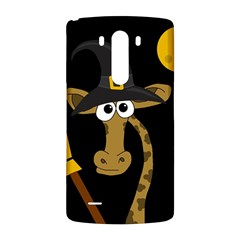 Halloween giraffe witch LG G3 Back Case