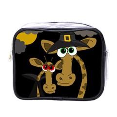 Giraffe Halloween party Mini Toiletries Bags