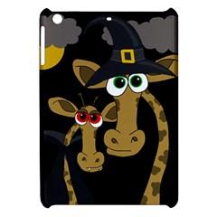 Giraffe Halloween party Apple iPad Mini Hardshell Case