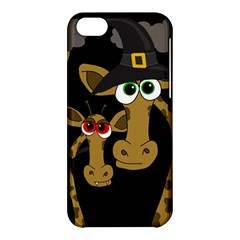 Giraffe Halloween party Apple iPhone 5C Hardshell Case