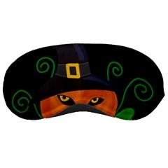 Halloween witch pumpkin Sleeping Masks
