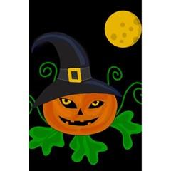 Halloween witch pumpkin 5.5  x 8.5  Notebooks