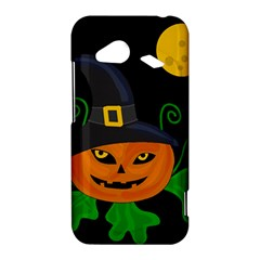 Halloween witch pumpkin HTC Droid Incredible 4G LTE Hardshell Case