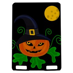Halloween witch pumpkin Kindle Touch 3G