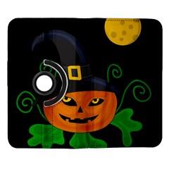 Halloween witch pumpkin Samsung Galaxy Note II Flip 360 Case