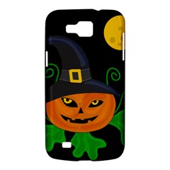 Halloween witch pumpkin Samsung Galaxy Premier I9260 Hardshell Case