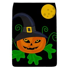Halloween witch pumpkin Flap Covers (S)