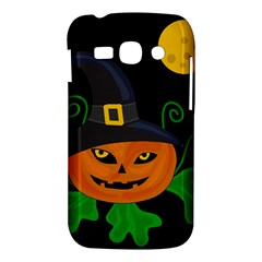 Halloween witch pumpkin Samsung Galaxy Ace 3 S7272 Hardshell Case