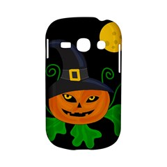 Halloween witch pumpkin Samsung Galaxy S6810 Hardshell Case