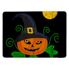 Halloween witch pumpkin Samsung Galaxy Tab Pro 12.2  Flip Case