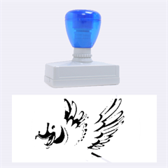 Parrot Rubber Stamps (Large)