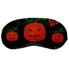 Halloween pumpkin pattern Sleeping Masks