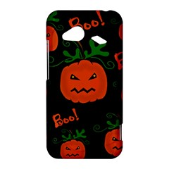 Halloween pumpkin pattern HTC Droid Incredible 4G LTE Hardshell Case