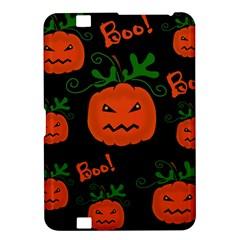 Halloween pumpkin pattern Kindle Fire HD 8.9