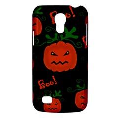 Halloween pumpkin pattern Galaxy S4 Mini