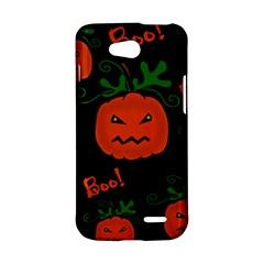 Halloween pumpkin pattern LG L90 D410