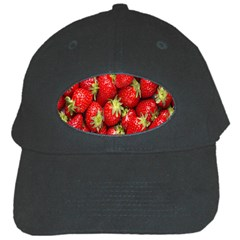 Red Fruits Black Cap