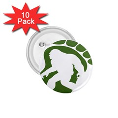 Sasquatch 1 75  Buttons (10 Pack)