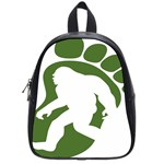 Sasquatch School Bags (Small)  Front