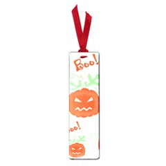 Halloween pumpkins pattern Small Book Marks