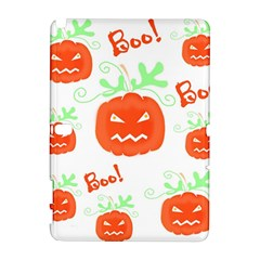 Halloween pumpkins pattern Samsung Galaxy Note 10.1 (P600) Hardshell Case