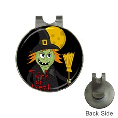 Halloween witch Hat Clips with Golf Markers