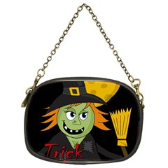 Halloween witch Chain Purses (One Side)