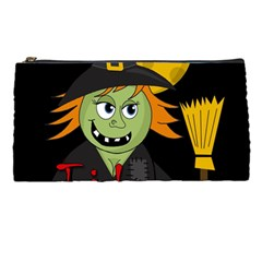 Halloween witch Pencil Cases